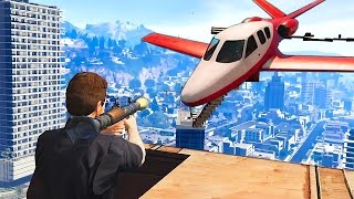 getlinkyoutube.com-GTA 5 IMPOSSIBLE PLANE DEATH RUN!! (GTA 5 Funny Moments)