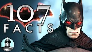 getlinkyoutube.com-107 Batman: Arkham Facts | The Leaderboard