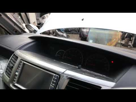 Видео работы двигателя 1AZFSE Voxy Azr65