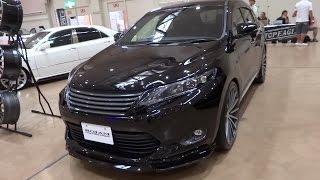 getlinkyoutube.com-TOYOTA HARRIER Custom car  トヨタ ハリアー カスタムカー
