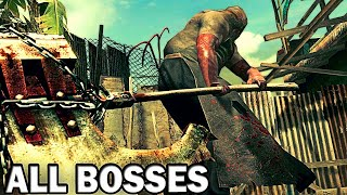getlinkyoutube.com-Resident Evil 5 - All Bosses (With Cutscenes) HD