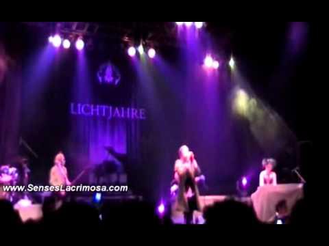 // Lacrimosa // Eine Nacht In Ewigkeit - Live In Mexico City 09.10.2007 [01 - 02]