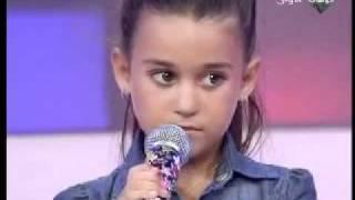 getlinkyoutube.com-طفله جميله تطلب  الزواج من ايهاب توفيق