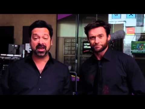 The Wolverine: A Special Announcement from Hugh Jackman and James Mangold