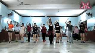 Little Mix - Salute Dance Cover by BoBo's class