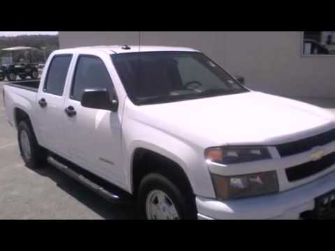 2004 CHEVROLET COLORADO TX