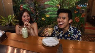 Taste MNL: Arra and Kimpoy's date in a garden-inspired coffee shop | GMA One
