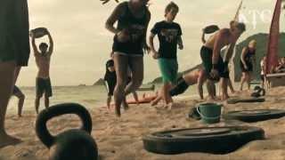 getlinkyoutube.com-Koh Tao CrossFit Beach WOD (Koh Tao, Thailand)
