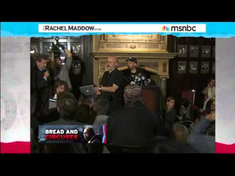 Benjy Bronk Hijacks Herman Cain Harassment Accuser Press Conference To Promote Elisa Jordana   1