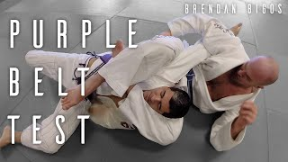 getlinkyoutube.com-Brazilian Jiu Jitsu | Bigos Purple Belt | GoPro HD | Demonstrations | ROYDEAN.TV