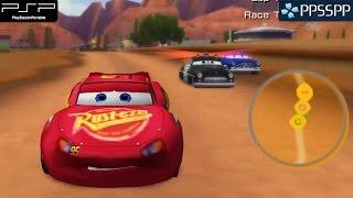 getlinkyoutube.com-Cars - PSP Gameplay 1080p (PPSSPP)
