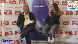 Elezioni Comunali Cariati 2018 MARIA CRESCENTE CARIATI UNITA