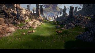 getlinkyoutube.com-Creating a quick Unreal Engine 4 Fantasy Scene