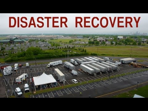 AT&T's Incredible Disaster Recovery Team: A Video Tour