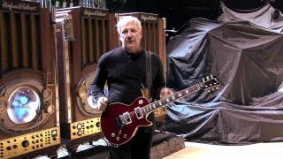 "getlinkyoutube.com-Alex Lifeson Interview: His Complete Gear Setup For Rush's ""Time Machine Tour 2011"""