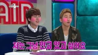 getlinkyoutube.com-[HOT] 라디오스타 - 2PM 닉쿤의 19금 토크?!! 여자친구 생기면 밤에 다른 것을 하게 된다. 20130515