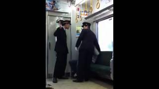 getlinkyoutube.com-12/01/12@大阪駅(新三田行き)