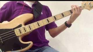 Tu Gloria - Marco Barrientos /Cover Bass