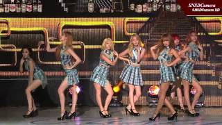 getlinkyoutube.com-Girls' Generation SNSD 少女時代 CHECK Live 150709