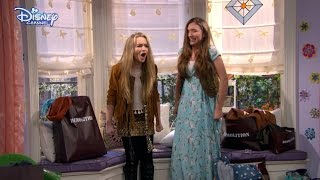 getlinkyoutube.com-Girl Meets World | New Clothes! | Official Disney Channel UK