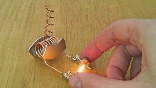getlinkyoutube.com-free energy device tested on light bulb