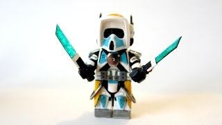 getlinkyoutube.com-You Pick I Paint: Custom LEGO - Star Wars: Clone Scout Blade Master