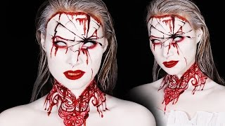 Bloody Mary Makeup Tutorial | Halloween 2016 width=