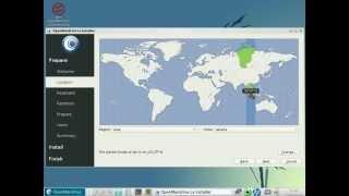 getlinkyoutube.com-OpenMandriva 3 (2015.0) Alpha Candidate Installation Preview (LXQt Desktop)
