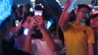 getlinkyoutube.com-150328 Người Ấy ( 그 ) - EXO 엑소 Fancam Music Bank In Hanoi