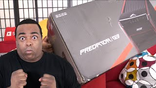 getlinkyoutube.com-MY FIRST GAMING PC?! [Acer Predator G3 Unboxing]