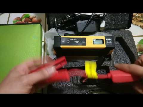 Китайский джамп стартер (jump starter) пуско-зарядное устройство