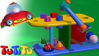 getlinkyoutube.com-TuTiTu Toys   Hammer Bench Toy
