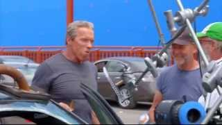 getlinkyoutube.com-Behind the scenes Terminator Genesys detras de camara