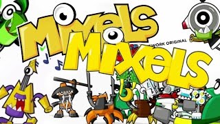 getlinkyoutube.com-(TFAF) Mixels ALL Series 1,2,3,4,5,6,7,8 & 9 Introductions