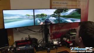 getlinkyoutube.com-На что способны 4 видеокарты GeForce GTX Titan (тестирование)