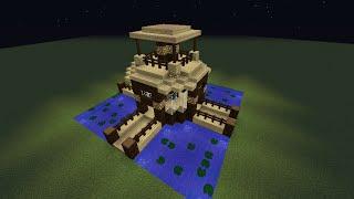 getlinkyoutube.com-[WSR:สร้างบ้าน] 6# ที่พักกลางน้ำ