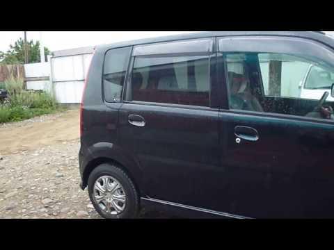 Месяц владения подержаным японским автомобилем - Daihatsu Move, 2005 г.в.