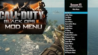getlinkyoutube.com-[NO JAILBREAK/JTAG] Black Ops 2 USB Mod Menu (Xbox/ps3/pc)
