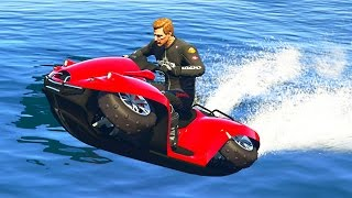 THE MOST EXTREME RACE VEHICLE!? (GTA 5 Funny Moments)
