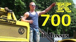 K 700 Banzkow die 18 Tonnen Kasi Show by Film Dich Trecker Treck auch 2016