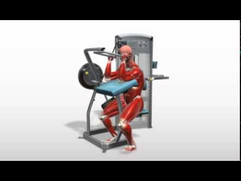 Exercise Videos- Arm Extension -- Machine