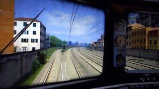 Merci Lungomare sulla Ferrovia Italia-Francia - Parte 1 - Train Simulator 2016