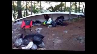 getlinkyoutube.com-Algonquin Park Canoe Camping