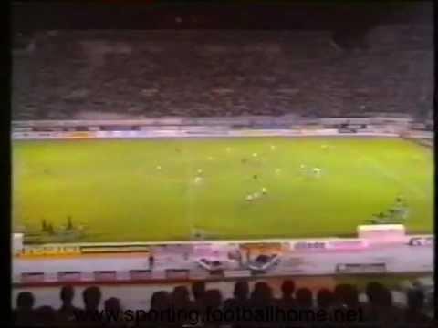 06J :: Sporting - 4 x V. Setúbal - 3 de 1988/1989