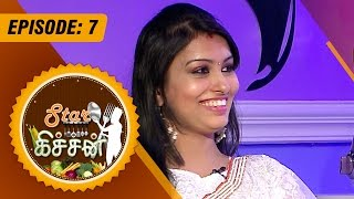 getlinkyoutube.com-Star Kitchen - Actress Vandhana's Special Cooking - [Epi-7]