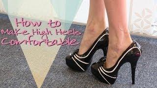 getlinkyoutube.com-How To Make Your High Heels Feel More Comfortable