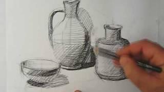 getlinkyoutube.com-drawing still life - how to draw still-life