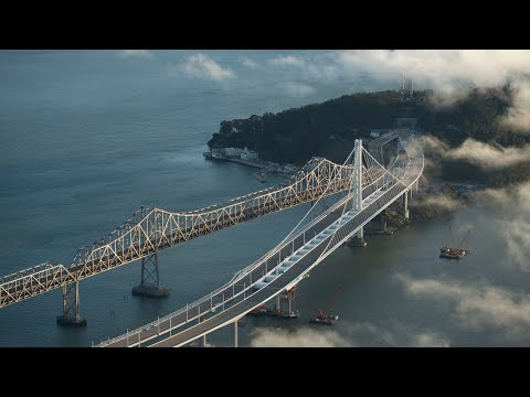 Time Lapse: Bay Bridge New East Span, 2009 -- 2012