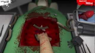 getlinkyoutube.com-Najgorsze gry #6 - Surgeon Simulator 2013