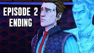 getlinkyoutube.com-Tales from the Borderlands Episode 2 ENDING - Walkthrough Part 4 - Atlas Mugged